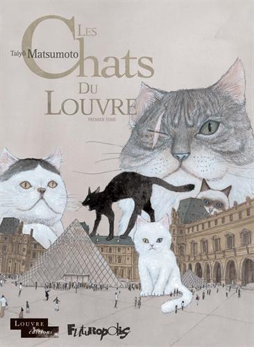 Les Chats du Louvre 1