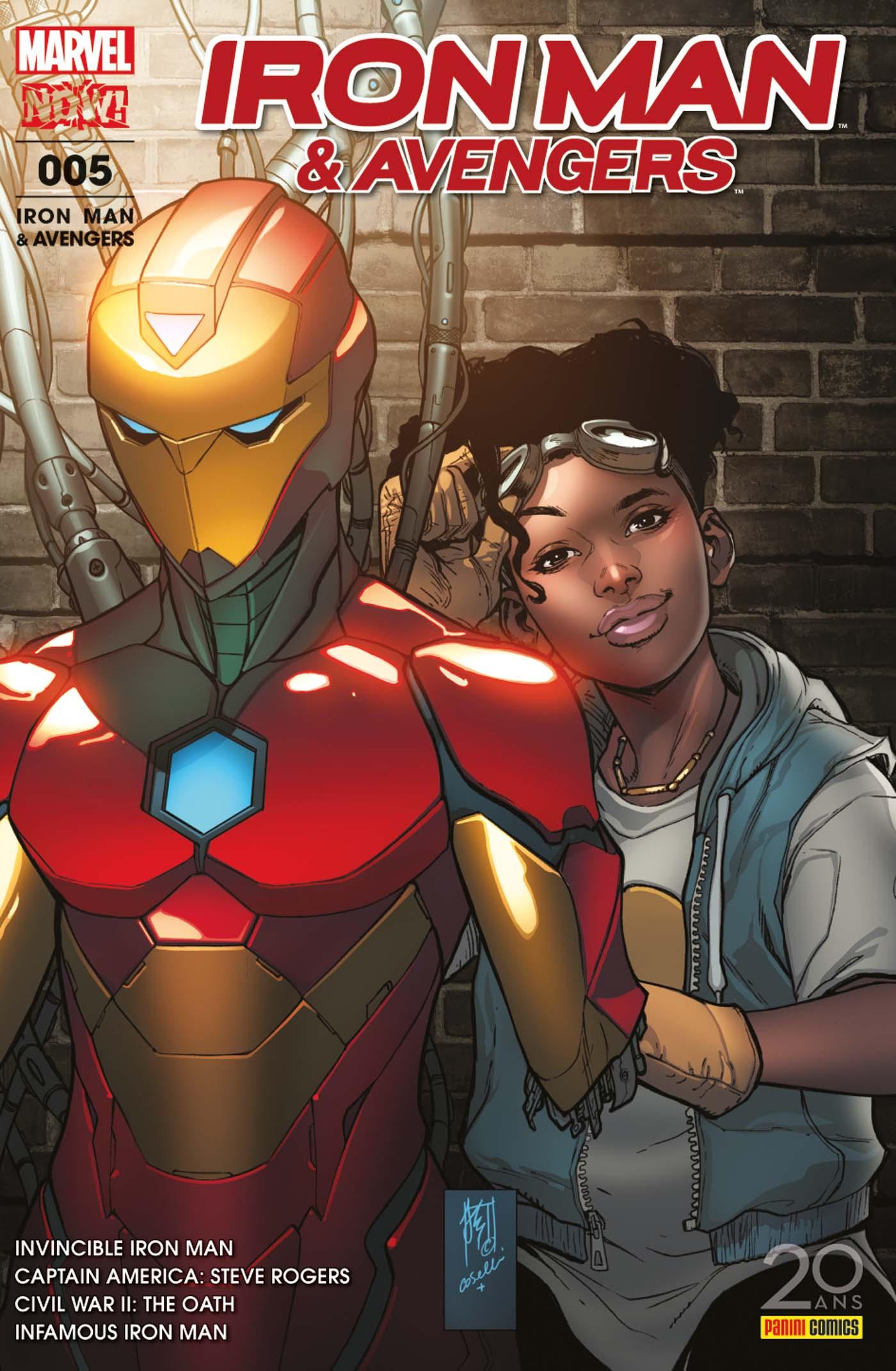Iron Man & Avengers 5