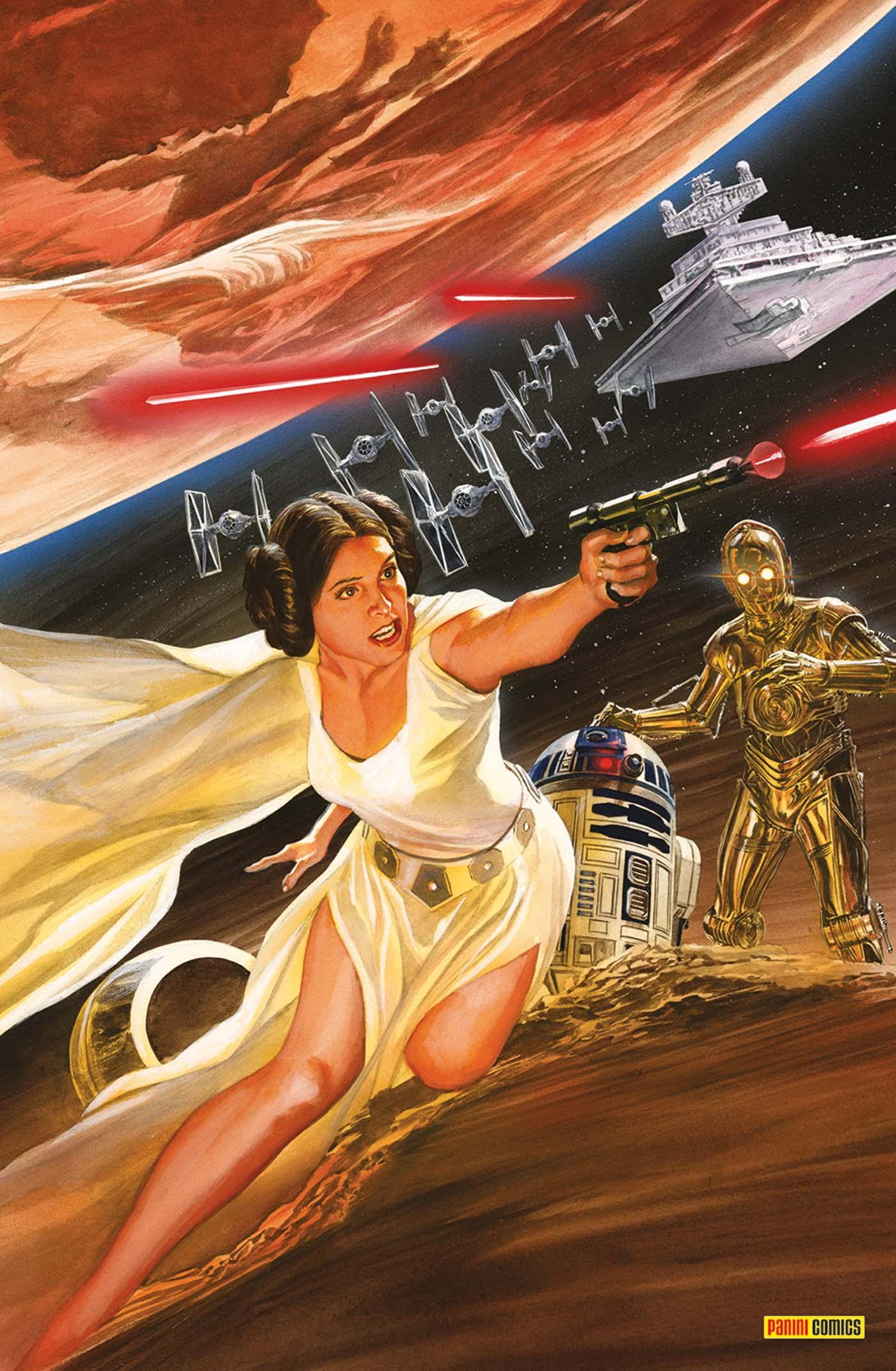 Star Wars 3 - Édition collector d'Alex Ross disponible en librairie - Tirage limité à 1 200 exemplaires