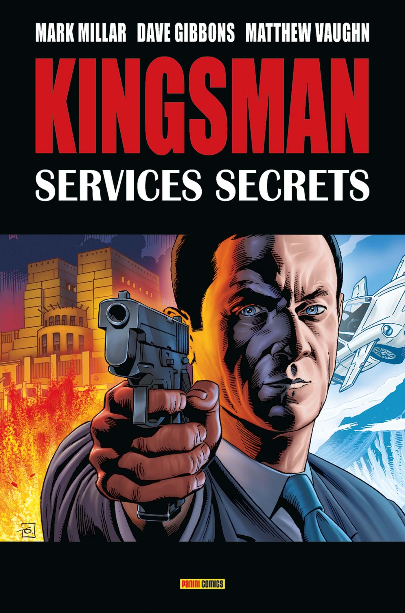 Kingsman - Services Secrets 1 - Rééditions 2017