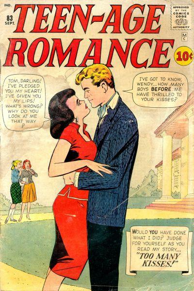 Teen-Age Romance 83