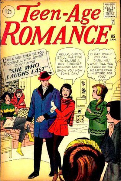 Teen-Age Romance 85