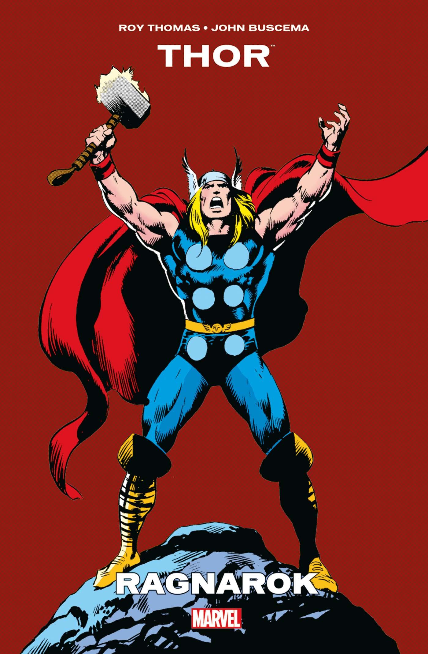 The Mighty Thor - Ragnarok 1 - Ragnarok
