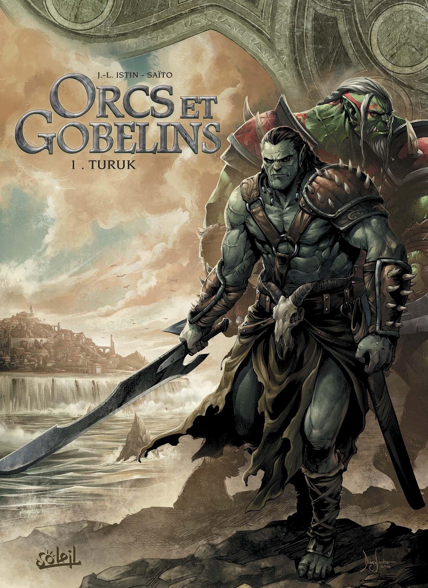 Orcs et Gobelins 1 - Turuk