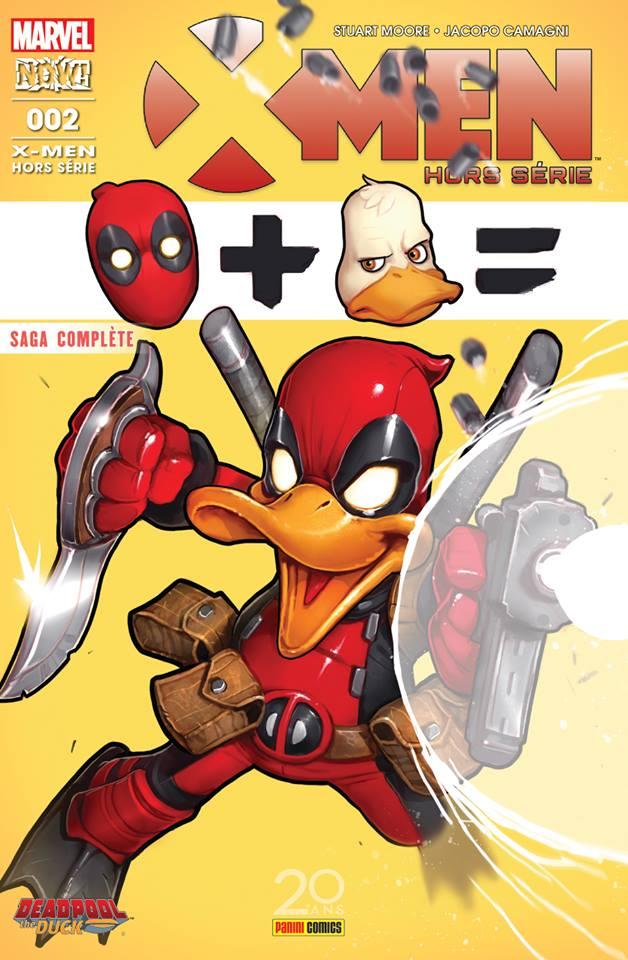 X-Men Hors Série 2 - Deadpool le Canard