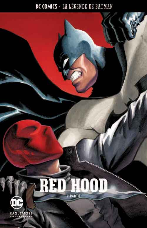 DC Comics - La Légende de Batman 38 - Red Hood 1e partie