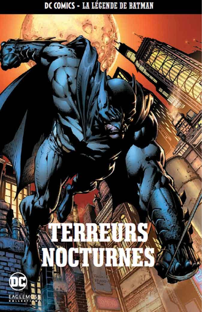 DC Comics - La Légende de Batman 62 - Terreurs Nocturnes