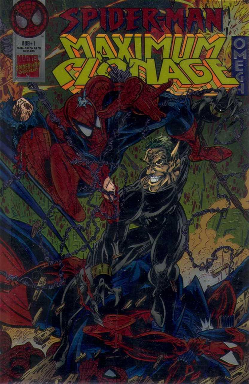 Spider-Man - Maximum Clonage Omega 1 - Maximum Clonage - Conclusion: The End of the Beginning!