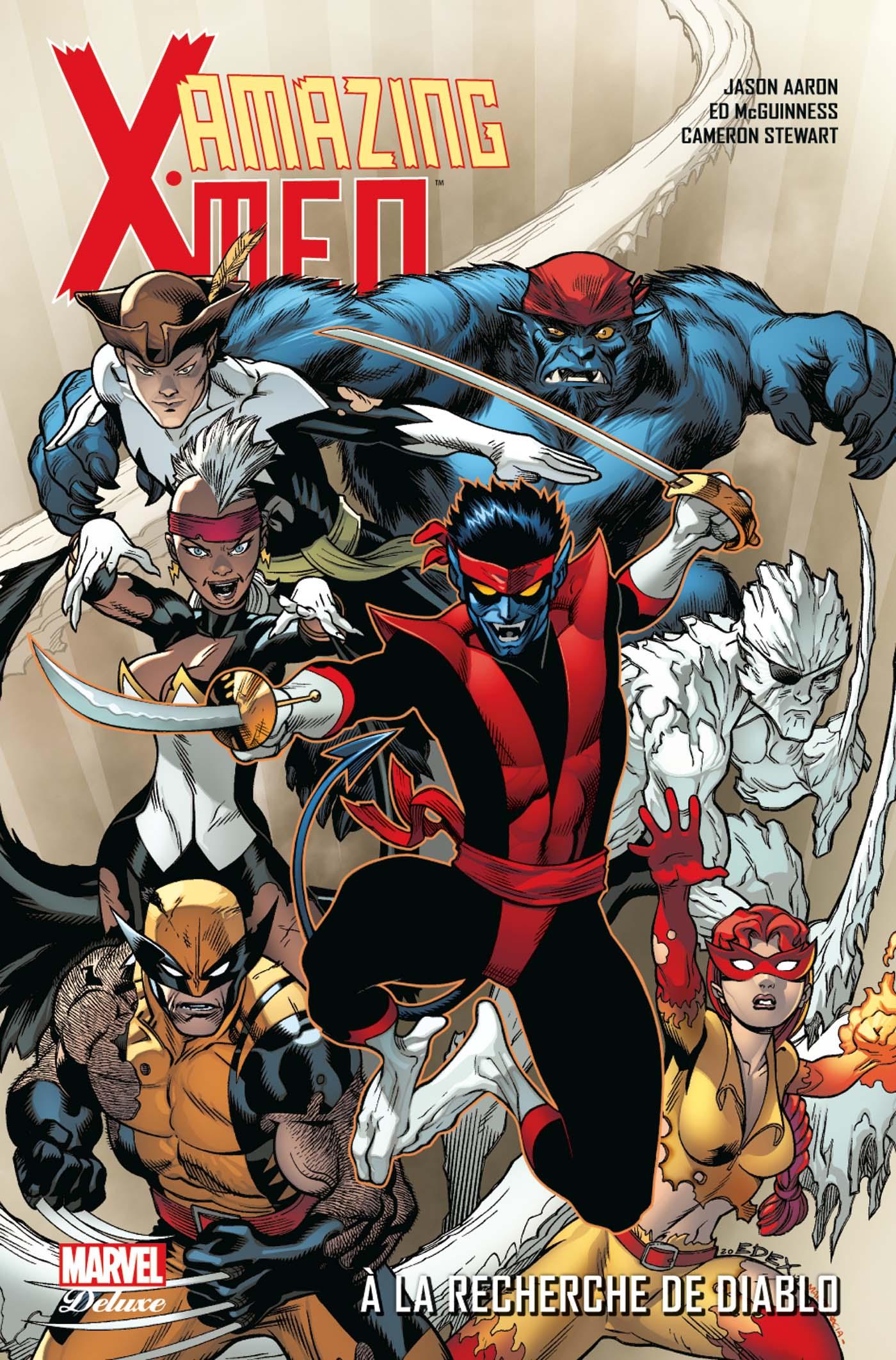 Amazing X-Men 1 - A la recherche de Diablo