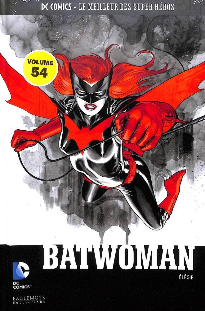 DC Comics - Le Meilleur des Super-Héros 54 - Batwoman - Elégie