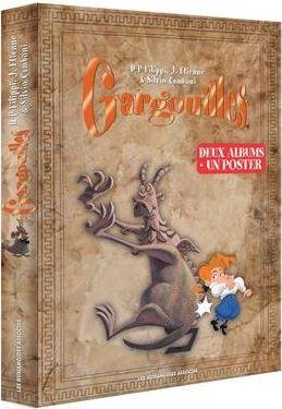Gargouilles 1 - Coffret de Noël: T1 et T2 (+poster)