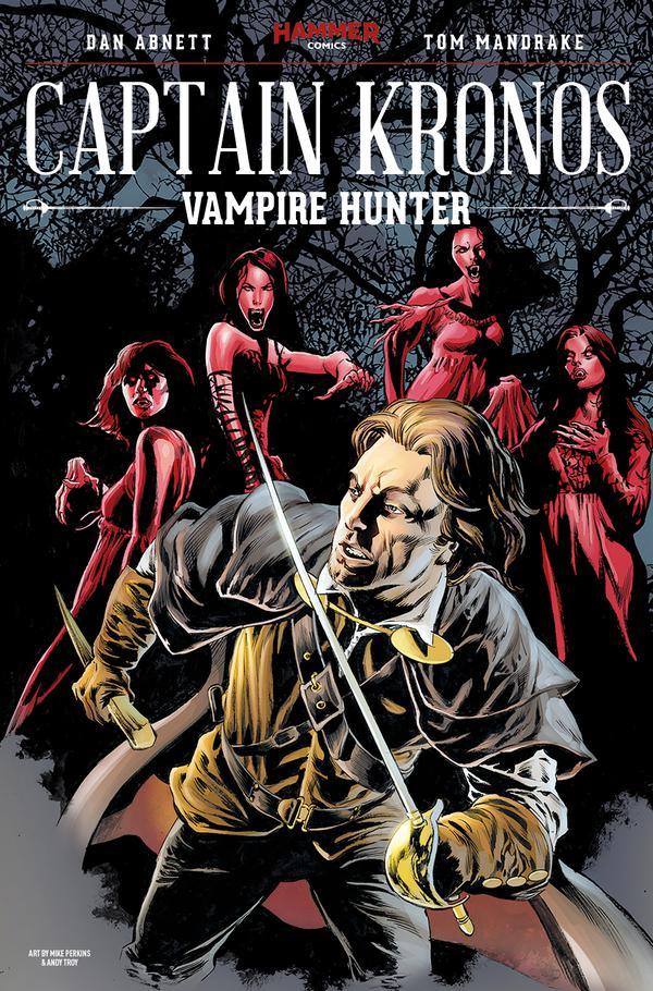 Captain Kronos - Vampire Hunter 1
