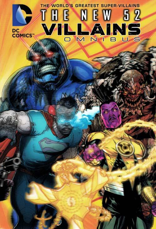 DC Comics - The New 52 Villains Omnibus 1