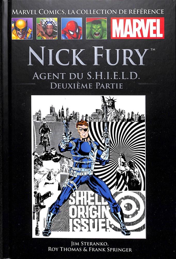 Marvel Comics, la Collection de Référence 7 - Nick Fury - Agent du S.H.I.E.L.D. Deuxième Partie