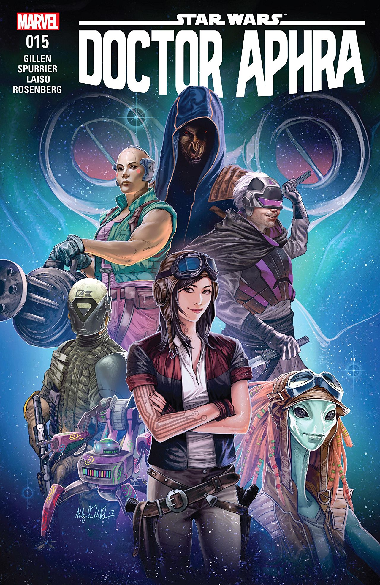 Star Wars - Docteur Aphra 15