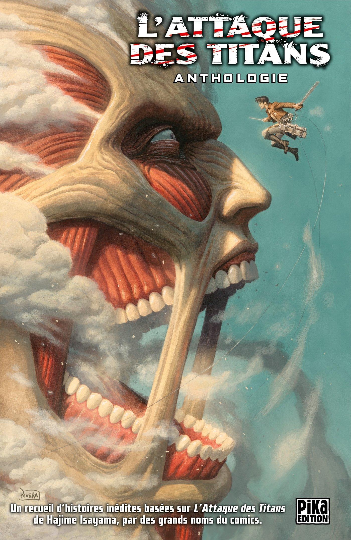 L'attaque des titans anthologie 1