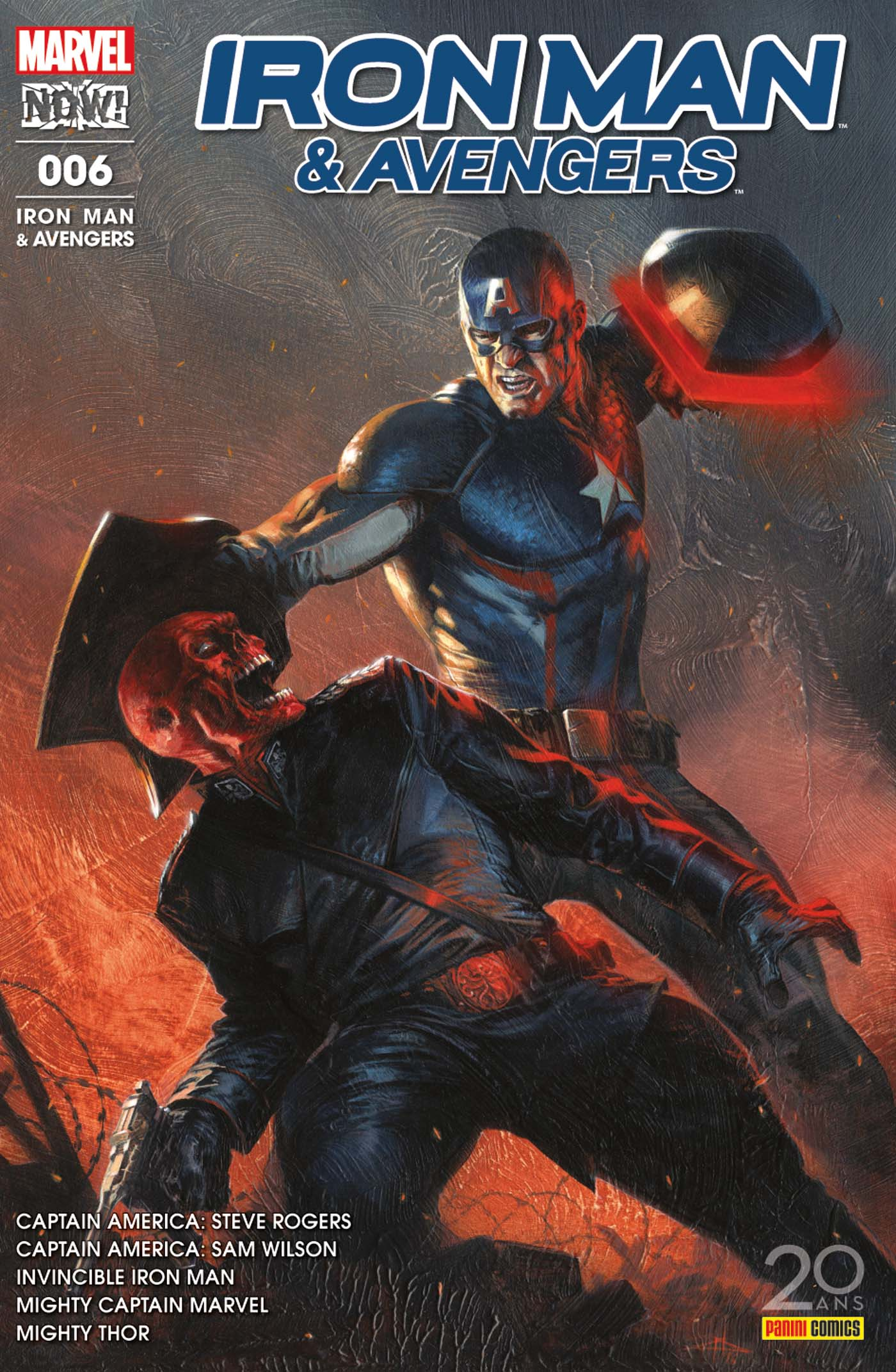 Iron Man & Avengers 6