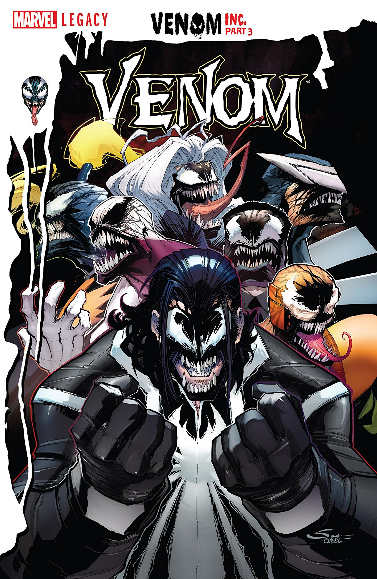 Venom 159 - Venom INC, Part 3