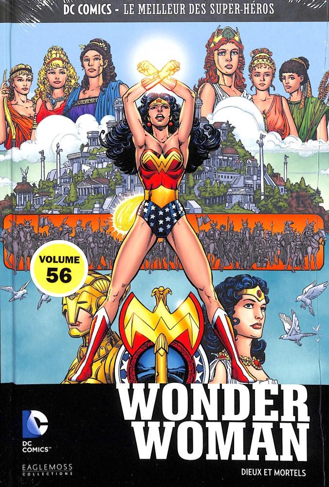 DC Comics - Le Meilleur des Super-Héros 56 - Wonder Woman : Dieux et mortels