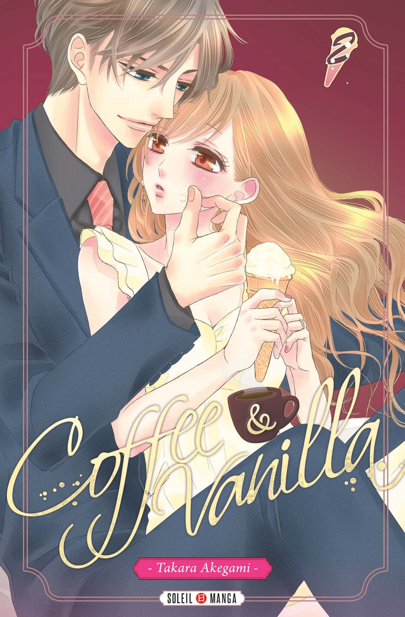 Coffee & Vanilla 2
