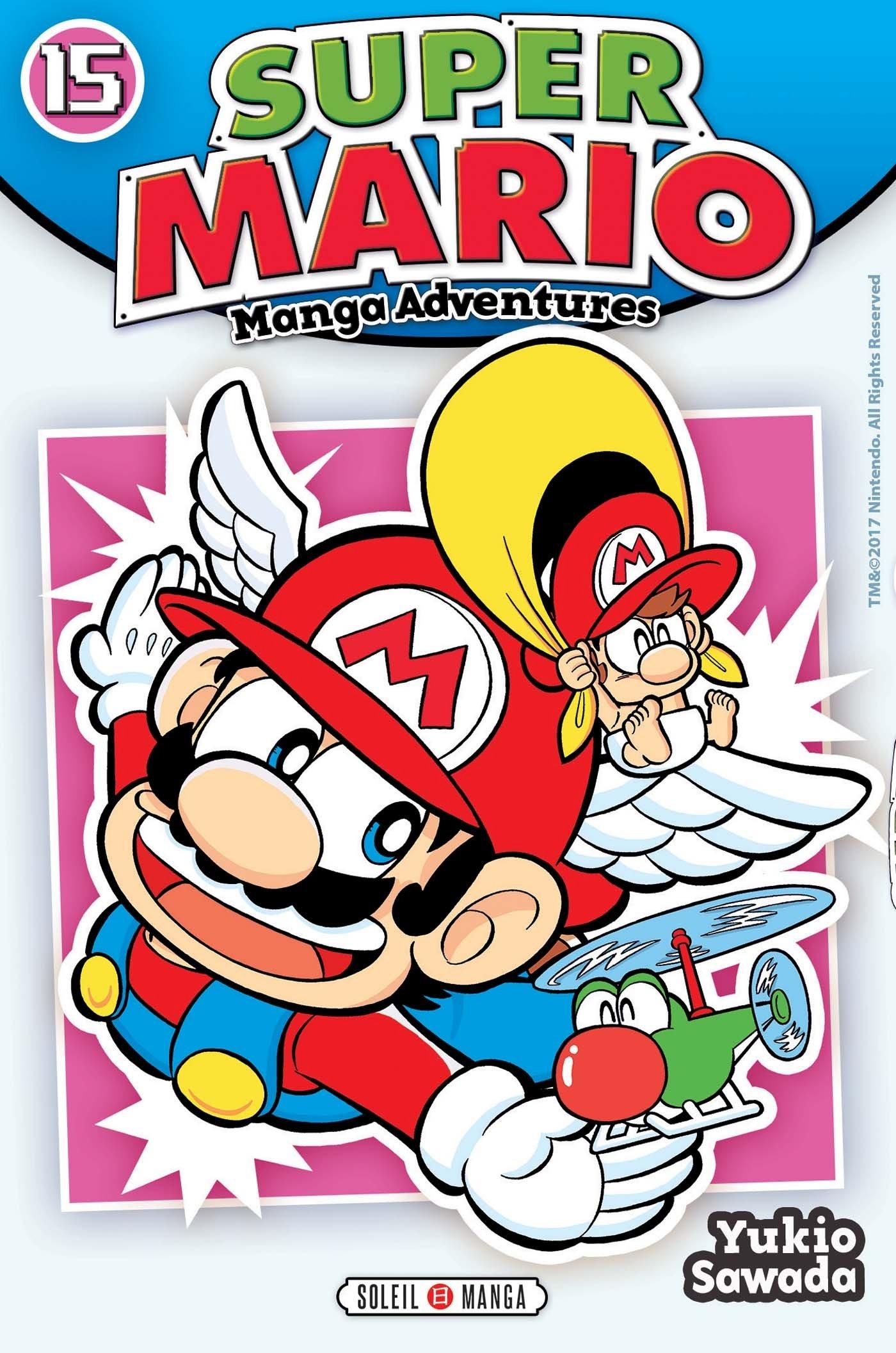 Super Mario 15