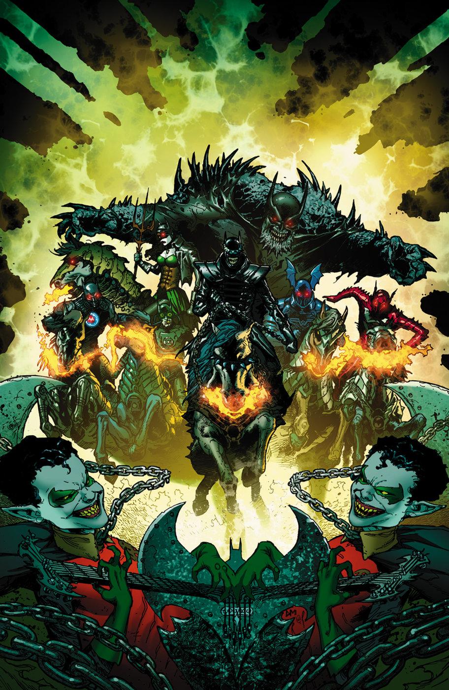 Dark Knights Rising - The Wild Hunt 1