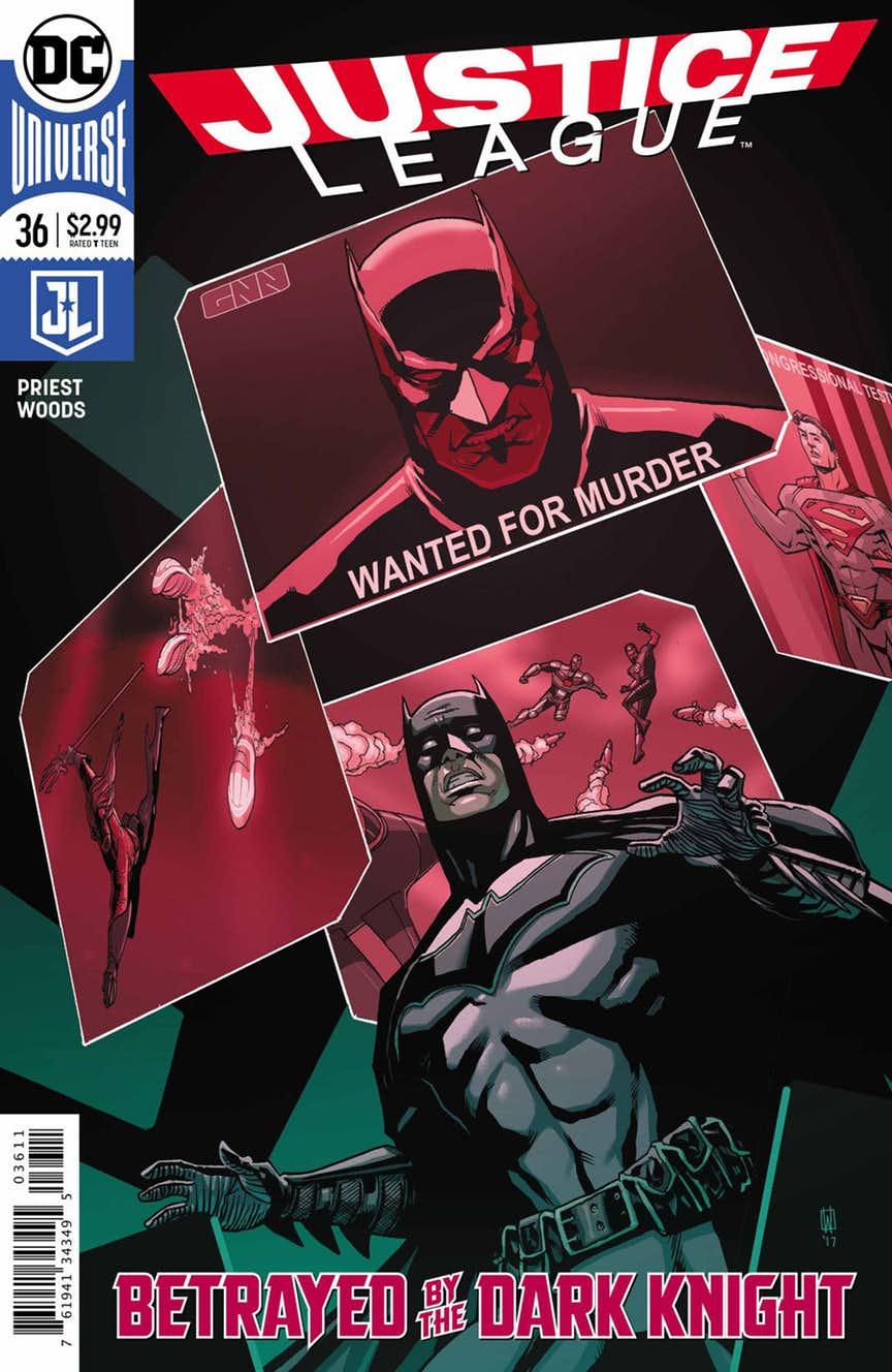 Justice League 36 - The People vs. Justice League Part 3