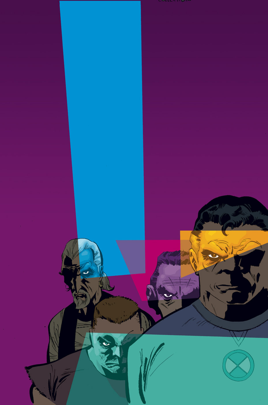 The Challengers of the Unknown 1 - The Challengers of the Unknown by Jeph Loeb & Tim Sale