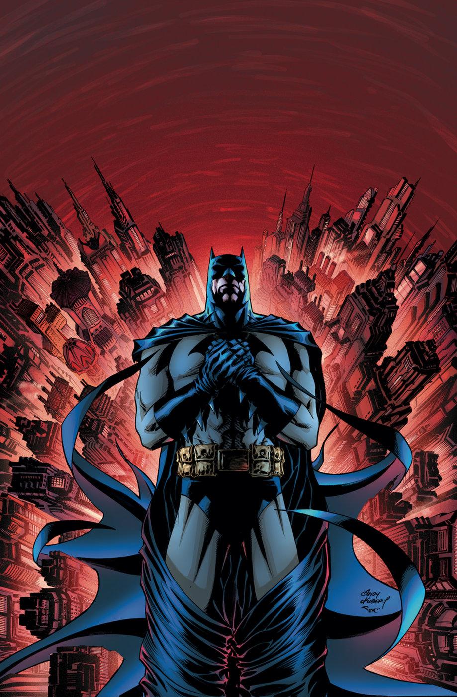 DC Universe By Neil Gaiman 1