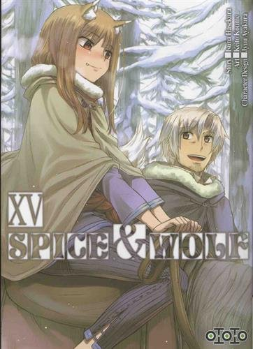 Spice and Wolf 15