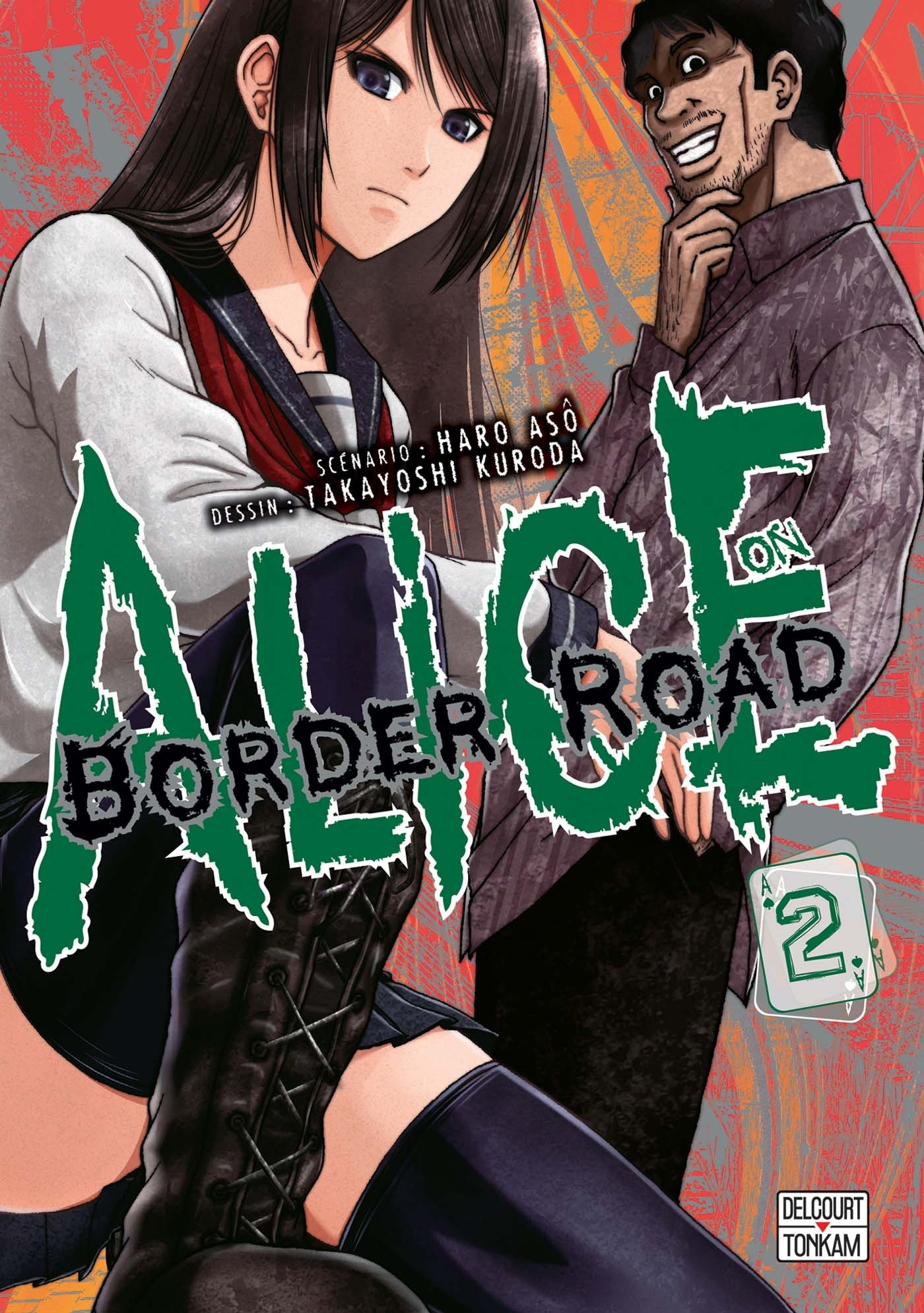 Alice on Border road 2