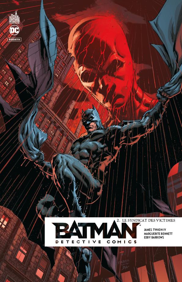 Batman - Detective Comics 2 - Le Syndicat des Victimes