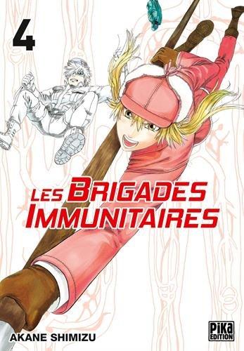 Les Brigades Immunitaires 4
