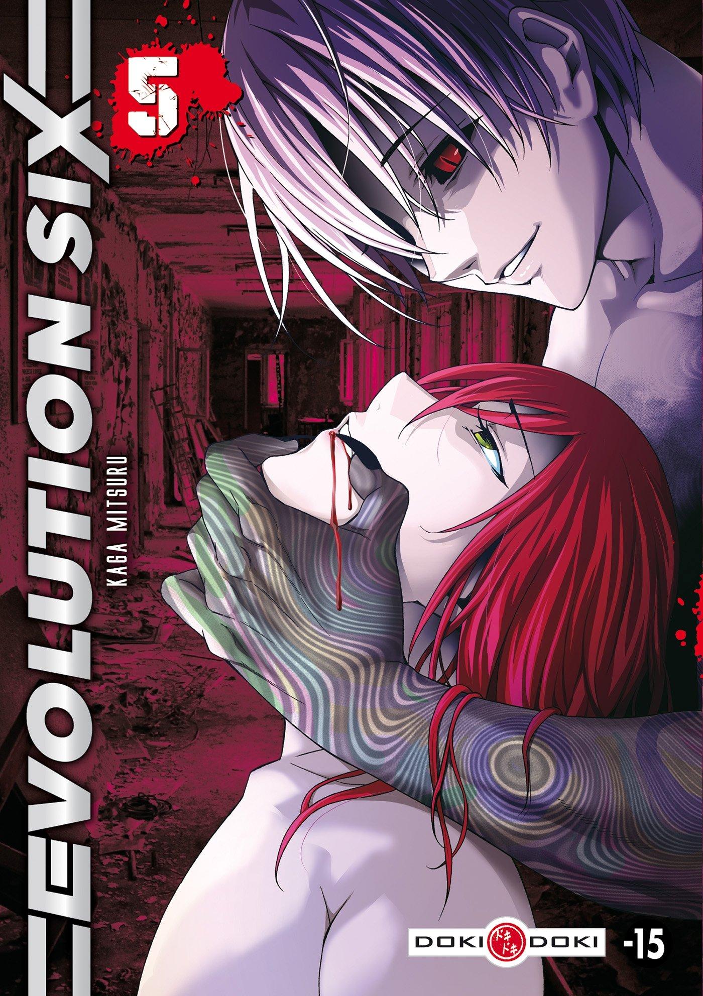 Evolution six 5