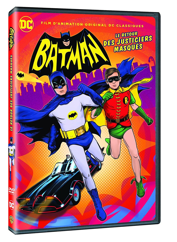 Batman : Le Retour des justiciers masqués 1 - Le retour des justiciers masqués