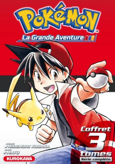 Pokémon 1 - Pokémon - La grande aventure