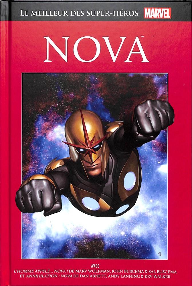 Le Meilleur des Super-Héros Marvel 47 - Nova
