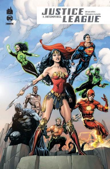 Justice League Rebirth 3 - Intemporel