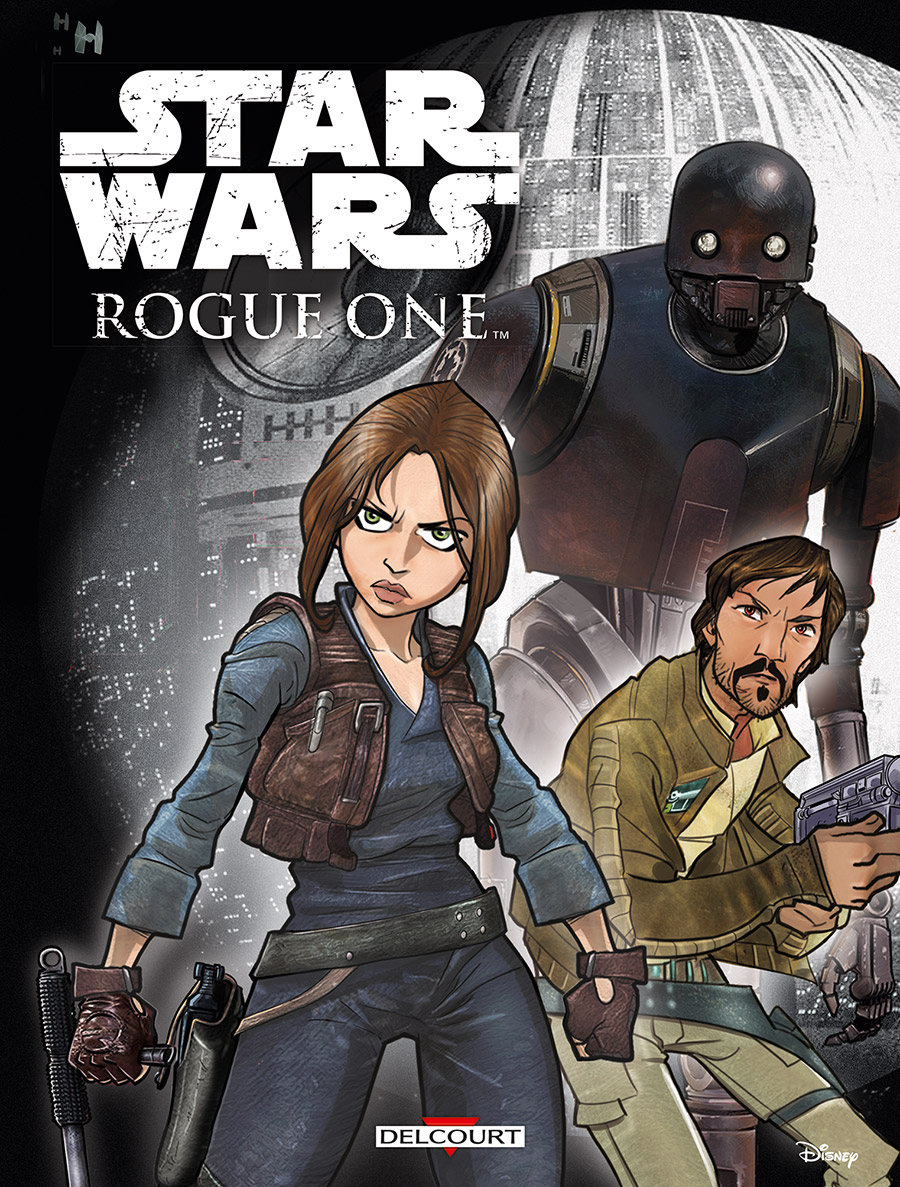 Star Wars - Rogue One (Jeunesse) 1 - Star Wars Rogue One