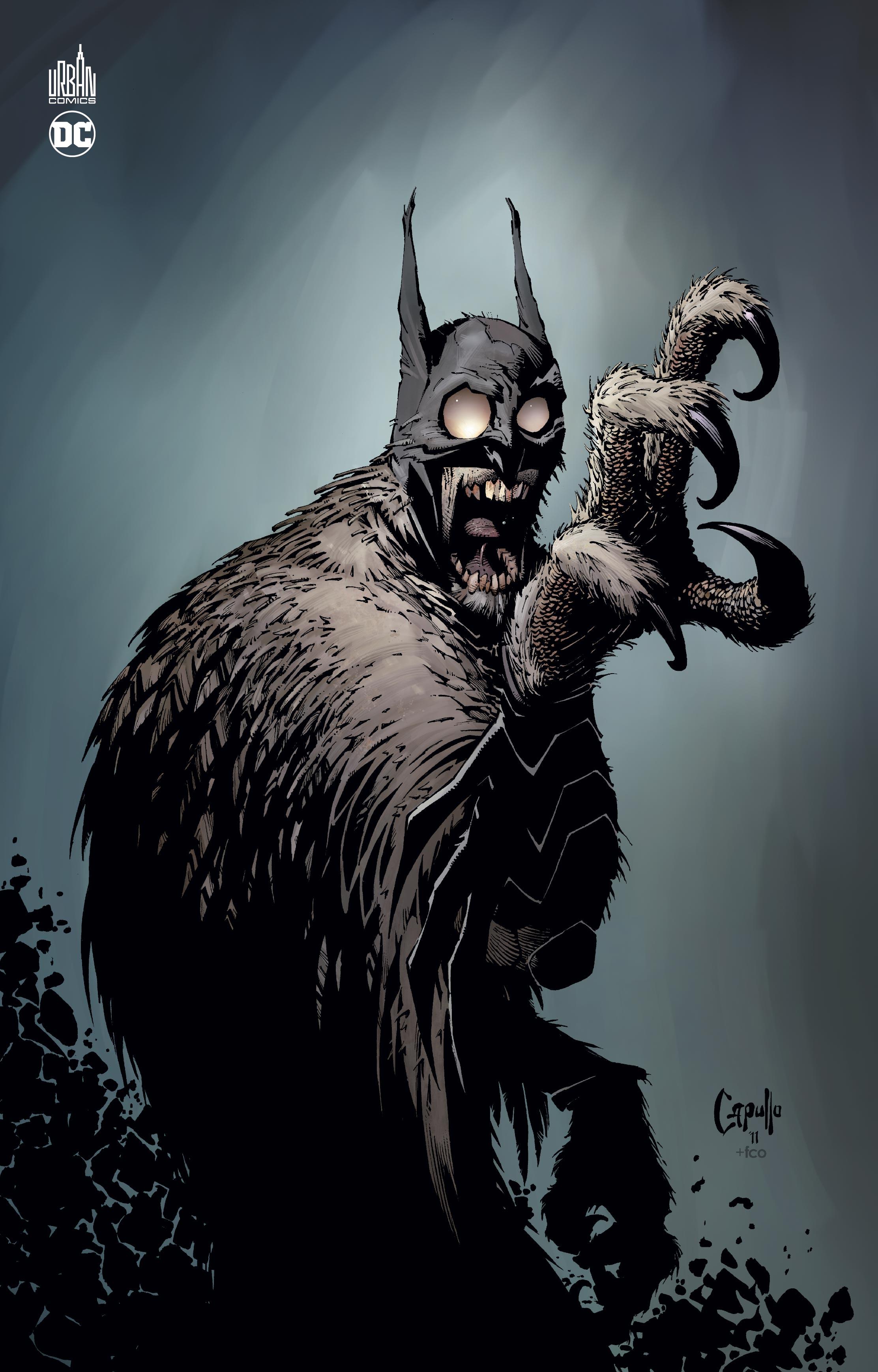 Batman - La Cour des Hiboux 1