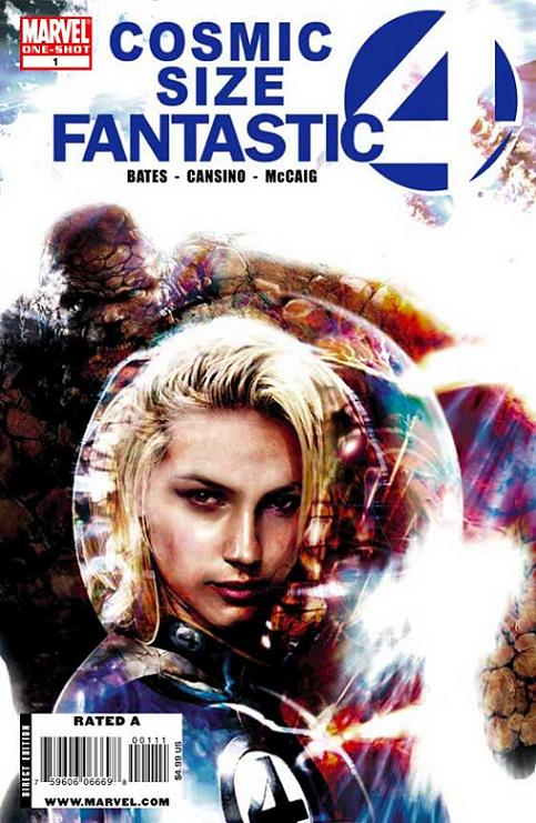Fantastic Four Cosmic-Size Special 1