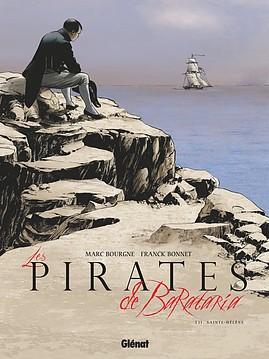 Les pirates de Barataria 11 - Sainte-Hélène