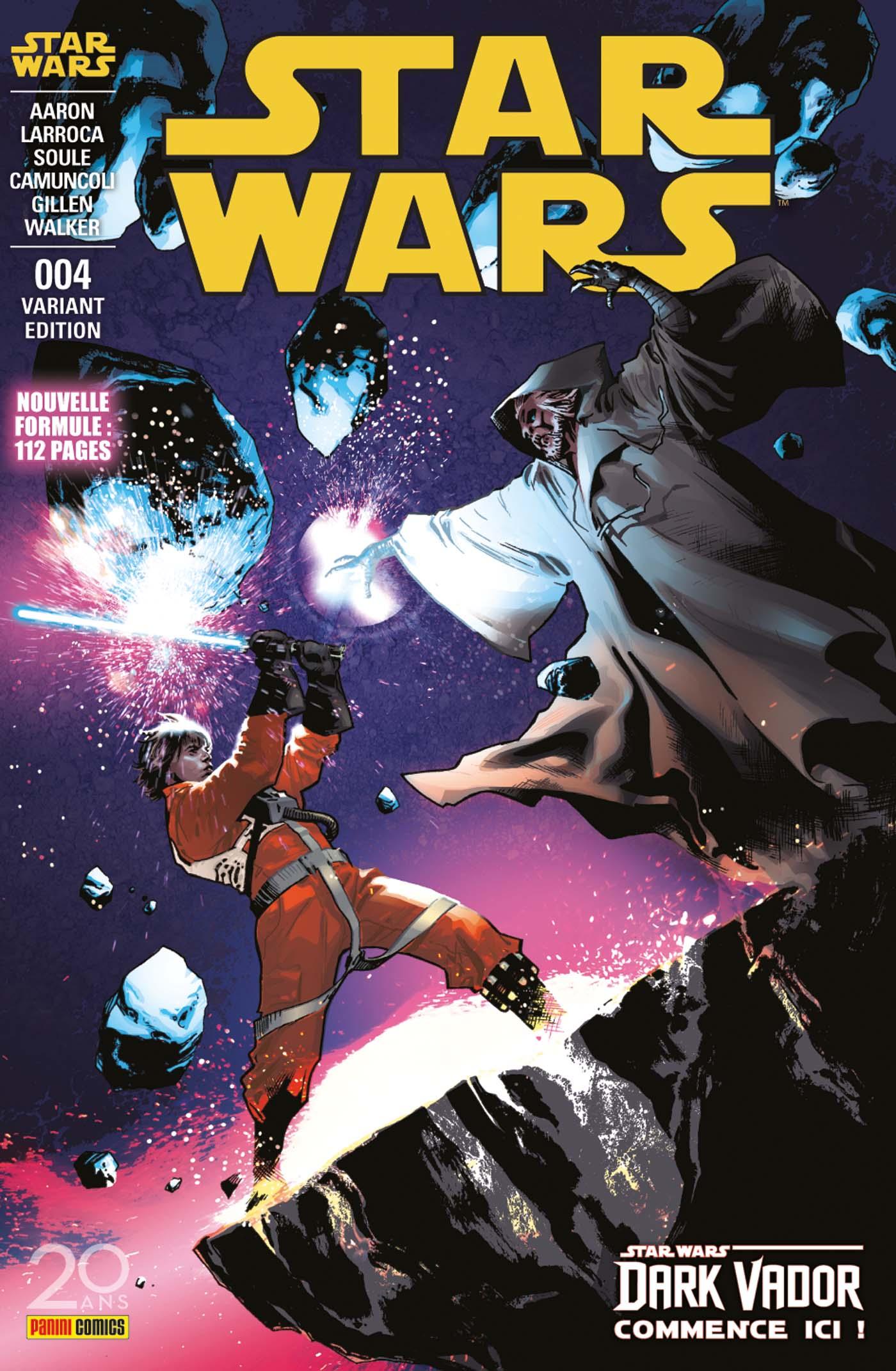 Star Wars 4 - Variant edition