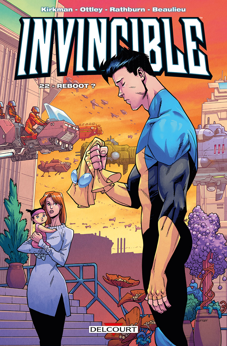 Invincible 22 - Reboot ?
