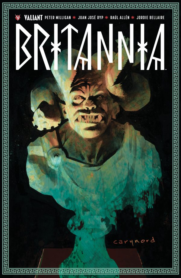 Britannia 1 - Couverture A