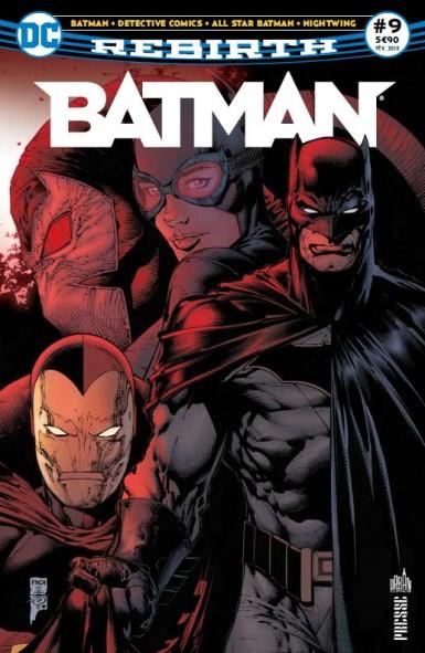 Batman Rebirth 9 - Bane est à Gotham !