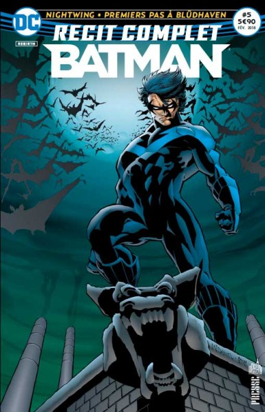 Récit Complet Batman 5 - Nightwing contre Blockbuster !