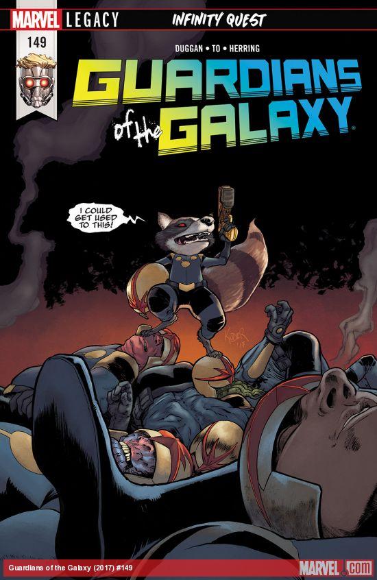 Les Gardiens de la Galaxie 149