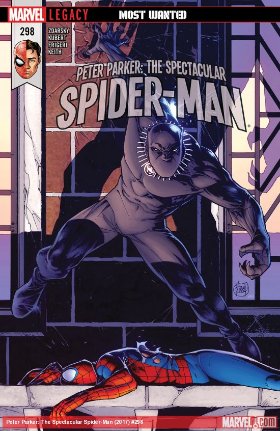Peter Parker - The Spectacular Spider-Man 298 - Escape Plans