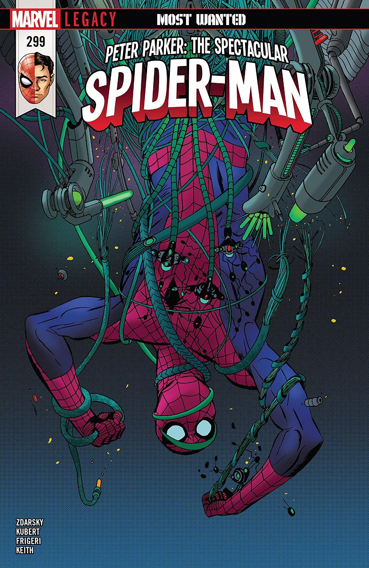 Peter Parker - The Spectacular Spider-Man 299 - Desperate Measures